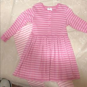 Hanna Anderson outfit sz 120 (6-7 year)